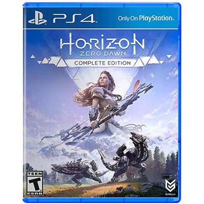Đĩa Game PS4 Horizon Zero Dawn Complete Edition Hệ US