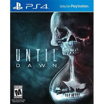 Đĩa Game PS4 Until Dawn Hệ US