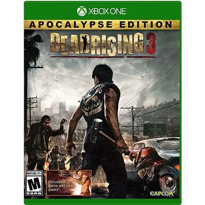 Đĩa Game Xbox One Dead Rising 3: Apocalypse Edition
