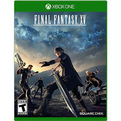 Đĩa Game Xbox One Final Fantasy XV