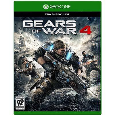 Đĩa Game Xbox One Gear Of War 4