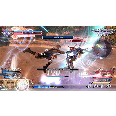 Đĩa Game PS4 Dissidia Final Fantasy NT Hệ Asia