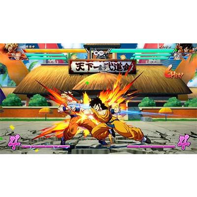 Đĩa Game PS4 Dragon Ball FighterZ Hệ Asia