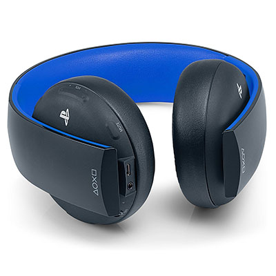 Tai Nghe Ps4 Gold Wireless Stereo