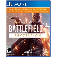 Đĩa Game PS4 Cũ Battlefield 1 Revolution