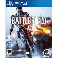 Đĩa Game PS4 Cũ Battlefield 4
