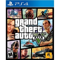 Đĩa Game PS4 Cũ GTA Grand Theft Auto V
