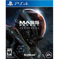 Đĩa Game PS4 Cũ Mass Effect Andoromeda
