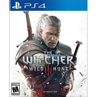 Đĩa Game PS4 Cũ Witcher III