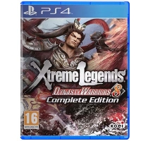 Đĩa Game PS4 Dynasty Warriors 8 Hệ EU