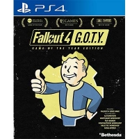 Đĩa Game PS4 Fallout 4 Game Of The Year Edition Hệ Asia