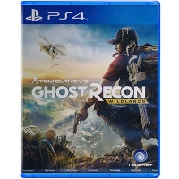 Đĩa Game PS4 Ghost Recon Wildlands Hệ Asia