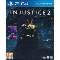 Đĩa Game PS4 Injustice 2 Hệ Asia