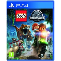 Đĩa Game PS4 Cũ Lego Jurassic World