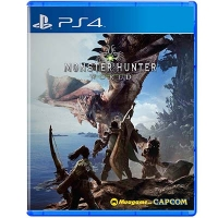 Đĩa Game PS4 Monster Hunter: World Hệ Asia