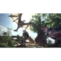 Đĩa Game PS4 Monster Hunter: World Hệ US