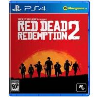 Đĩa Game PS4 Red Dead Redemption 2