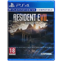 Đĩa Game PS4 Resident Evil 7 Hệ EU