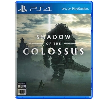 Đĩa Game PS4 Shadow of the Colossus Hệ Asia