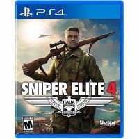 Đĩa Game PS4 Sniper Elite 4 Hệ US
