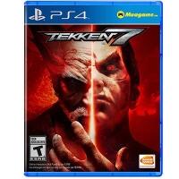 Đĩa Game Ps4 Tekken 7 Hệ US