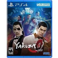 Đĩa Game PS4 Yakuza Zero 0 Hệ US
