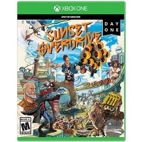 Đĩa Game Xbox One Sunset Overdrive Day One Edition