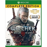 Đĩa Game Xbox One Witcher 3: Wild Hunt Complete Edition