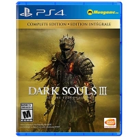 Đĩa Game PS4 Dark Souls III: GOTY Hệ US