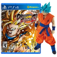 Đĩa Game PS4 Dragon Ball FighterZ Hệ Asia