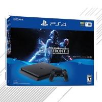 Máy PS4 Slim 1TB Star Wars Battlefront II Bundle Hàng Nhập Khẩu US