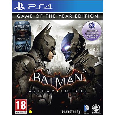 Chép Game PS4 Batman: Arkham Knight