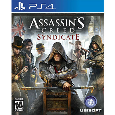 Chép Game PS4 Assassin Creeb Syndicate