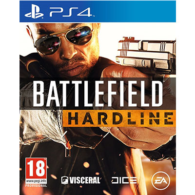 Chép Game PS4 Battlefield Hardline