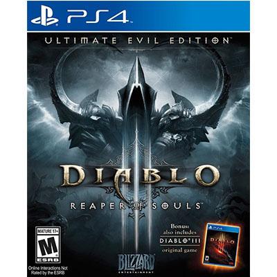 Chép Game PS4 Diablo III: Reaper of Souls