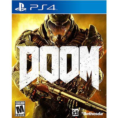 Chép Game PS4 Doom