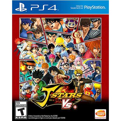 Chép Game PS4 J Stars Victory Vs
