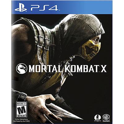 Chép Game PS4 Mortal Kombat X