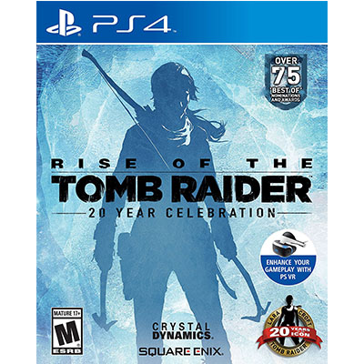 Chép Game PS4 Rise Of The Tomb Raider
