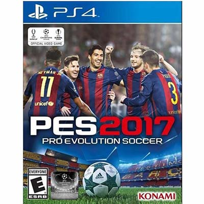 Đĩa Game PS4 PES 2017 - 2nd