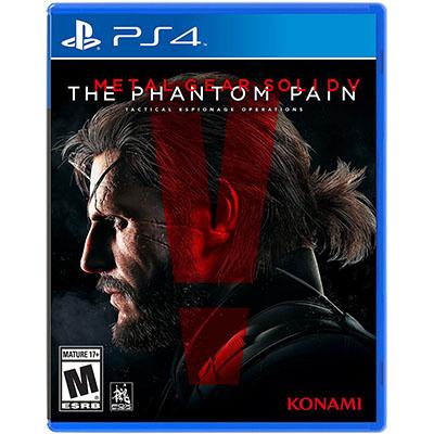 Đĩa Game PS4 Metal Gear Solid V The Phantom Pain Hệ US