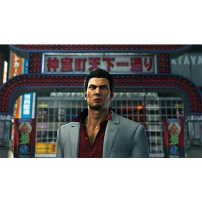 Đĩa Game PS4 Yakuza 6: The Song of Life Hệ Asia