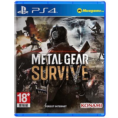Đĩa Game PS4 Metal Gear Survive Hệ Asia