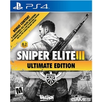 Chép Game PS4 Sniper Elitte III