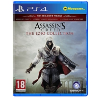 Đĩa Game PS4 Assassin s Creed Ezio Collection Hệ Asia