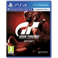 Đĩa Game PS4 Cũ Gran Turismo Sport