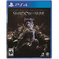 Đĩa Game PS4 Cũ Middle-Earth: Shadow of War