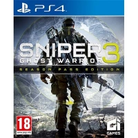 Đĩa Game PS4 Cũ Sniper Ghost Warrior III