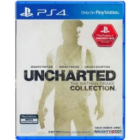 Đĩa Game PS4 Cũ Uncharted: The Nathan Drake Collection