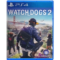 Đĩa Game PS4 Cũ Watch Dogs 2
